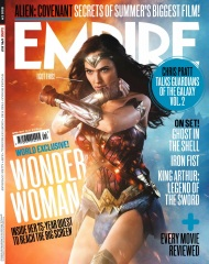 Gal Gadot Empire magazine April 2017
