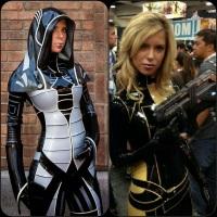Miranda and Kasumi cosplay.