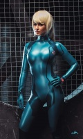 scifi latex cosplay