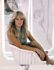 Farrah Fawcett Logans run
