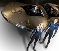 Jessica Alba Fantastic Four
