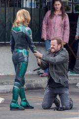Brie Larson Captain Marvel 10