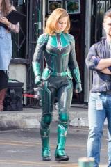 Brie Larson Captain Marvel 12
