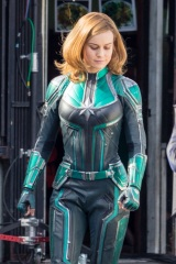 Brie Larson Captain Marvel 6