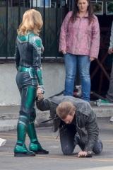 Brie Larson Captain Marvel 5