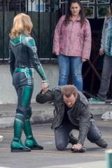 Brie Larson Captain Marvel 3