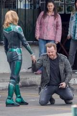 Brie Larson Captain Marvel 1