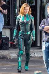 Brie Larson Captain Marvel 13