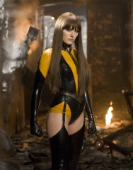 Malin Akerman Silk spectre Latex 3