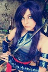 Psylocke Cosplay 3