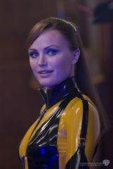 Malin Akerman Silk spectre Latex 1