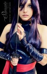 Psylocke Cosplay 4