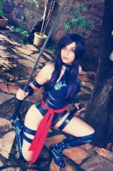 Psylocke Cosplay 5