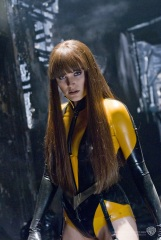 Malin Akerman Silk spectre Latex 2