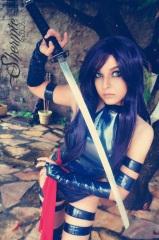 Psylocke Cosplay 6