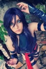 Psylocke Cosplay 7
