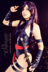 Psylocke Cosplay 8