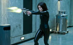 Underworld PVC Catsuit Kate Beckinsale 8
