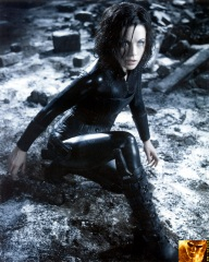 Underworld PVC Catsuit Kate Beckinsale 4