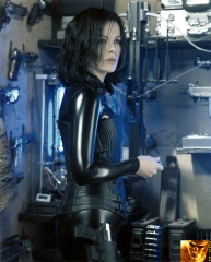 Underworld PVC Catsuit Kate Beckinsale 6