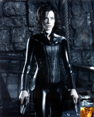 Underworld PVC Catsuit Kate Beckinsale 7