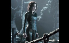Underworld PVC Catsuit Kate Beckinsale 14